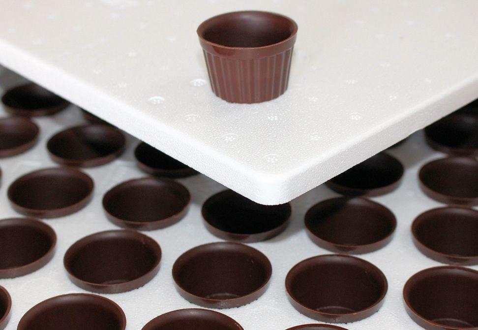 Copos de Chocolate Negro